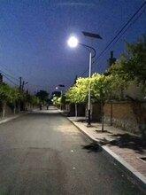 广西省东兴市太阳能路灯控制器调试设置