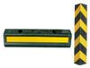 阳春市黄黑夜里反光护角珠海橡胶橡塑护墙角台山台城道路交通设施设备
