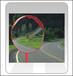 鹤山沙坪死角1m广角镜新会大泽聚碳酸酯镜面反光镜台山台城交通安全设备厂家