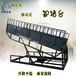 固定剪叉式升降平台3吨大型电动升降卸猪台液压简易货梯