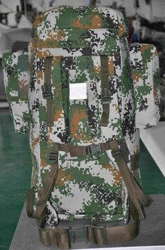 07數碼背囊01B寒區生活攜行具防水迷彩雙肩戰術背包旅行登山雙肩包金屬支架包