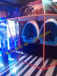 创意暖场用品道具9D电影车租赁出售图片