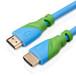 深蓝大道促销款1.5/3米/5米HDMI公对公高清线H103