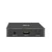 深蓝大道品牌供应HDMI转HDMI/5.1光纤/3.5音频分离器