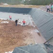 塘沽养猪场防渗土工膜供应厂家图片