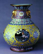 深圳太古国际拍卖乾隆青花瓷器