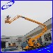 供应山东德州拖车折臂式升降平台