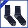 双色运动袜