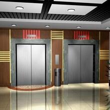 迅捷乘客電梯、承重800kg圖片