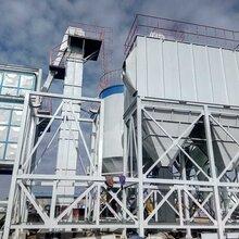 脱硫石膏生产线电厂钢厂碳素厂脱硫灰年产5-20万吨导热油图片
