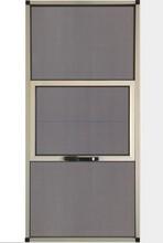 北京定制斷橋鋁門窗天通苑金剛網紗窗沙門換紗布玻璃圖片