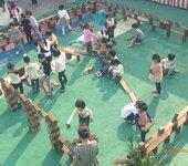 菏泽幼儿园玩具厂菏泽幼儿园大型户外碳化积木松木积木批发