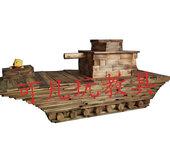 儿童木质积木玩具大型幼儿园户外碳化积木玩具厂家
