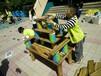重庆幼儿教具厂家重庆幼儿园实木炭烧积木厂家儿童木质积木玩具厂家