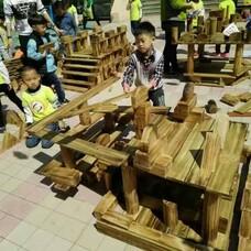 积木,桌椅,儿童床,悬浮地板