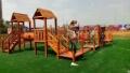 儿童游乐设施厂家户外幼儿园游乐设施山东艺贝专业幼儿户外游乐设施厂家