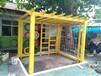 東營幼兒園實木桌椅兒童床組合玩具柜炭燒積木實木積木玩具