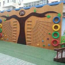 积木,儿童床,攀爬网,长廊架幼儿园