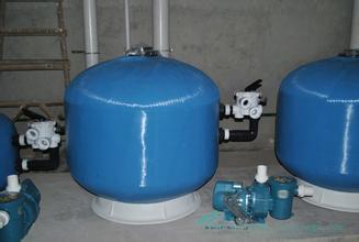 水景工程净化过滤CT800薄膜过滤石英砂过滤器