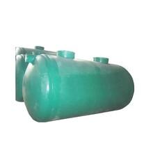 北京供应农村改造专用玻璃钢化粪池污水处理设备