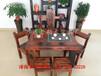 天津塘沽万达船木茶桌批发功夫茶台老船木家具艺术泡茶桌实木茶桌椅组合简约茶几