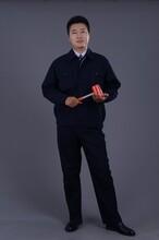 工装汽修工程服加工电焊劳保服定制批发保安服校服广告衫