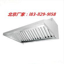 北京美食城后厨排烟设备-美食城排烟系统安装-通州区商场美食城排烟