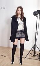 艾尔丽斯17冬装杭州品牌女装折扣批发折扣女装货源批发
