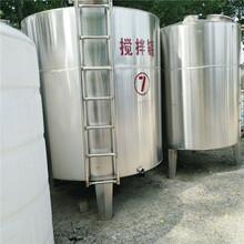 二手5吨304材质储存罐低价促销中