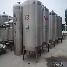 二手工业产品-不锈钢储罐-储罐参数型号