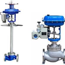 气动薄膜套筒调节阀产品介绍图片