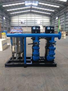 空调定压补水装置;锅炉定压补水装置石家庄博谊厂家供应图片6