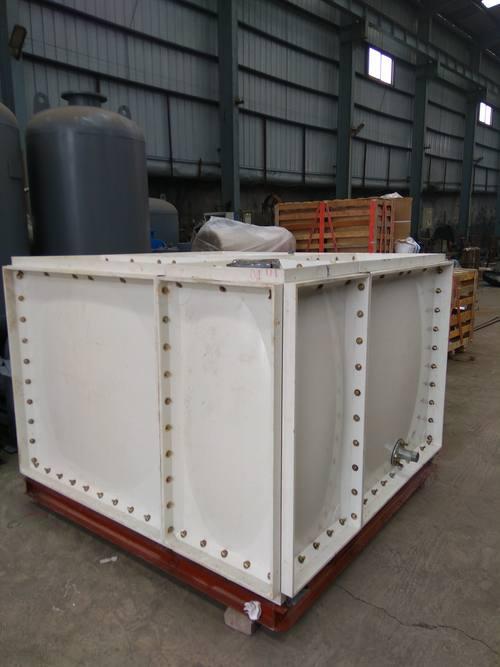 石家庄组合式玻璃钢水箱厂家定做终身维护