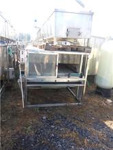 出售二手1米乘12米连续式喷淋杀菌机图片