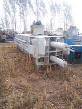 出售二手150平方手动板框式压滤机专用泵