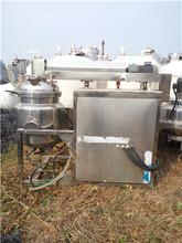出售二手100升电加热真空均质乳化机组厂家