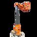 青岛AMWP8100自行走套筒式高空作业平台鼎力