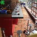 多多樂家具定制旋轉小火鍋設備自助回轉火鍋設備火鍋桌定制