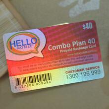 会员卡厂家超市百货高品质芯片卡超市磁条会员卡订制