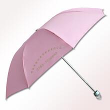 金亿皮革广告雨伞_广告折叠伞_批发雨伞图片