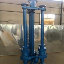 污水处理厂液下泥沙泵排放污水泥沙立式渣浆泵图片