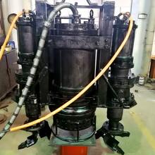 大型橋梁樁基工程潛水吸沙泵型號參數圖片
