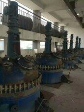 二手搪瓷反应釜,二手不锈钢反应釜,二手电加热反应釜,二手多吨位反应釜
