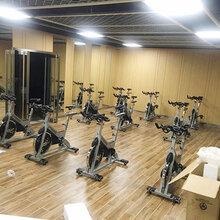 北京中健體育供應商用星馳動感單車圖片