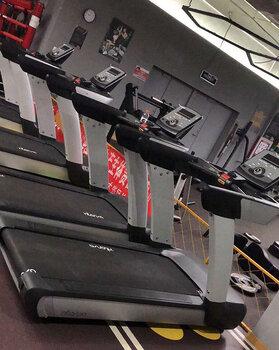 供應成套喬山跑步機,喬山健身器材