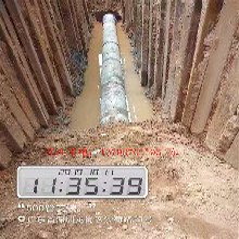 東莞雨污分流管道施工隊經驗豐富圖片
