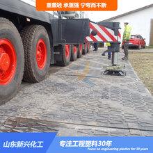 铺路板A聚乙烯铺路板A建筑施工铺路板使用案例