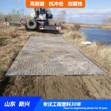 临时道路铺路板A防滑铺路板A出口复合铺路板工厂批发图片