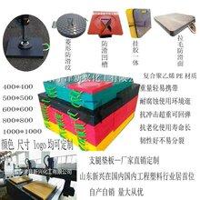 高分子吊车垫板耐腐蚀高抗压泵车垫板不断裂图片
