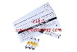 Magicard3506-3920证卡打印机清洁T型长卡清洁笔清洁轮